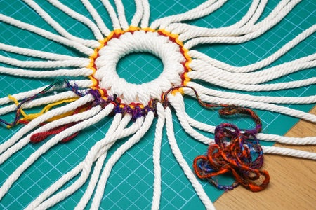 Continue Weaving