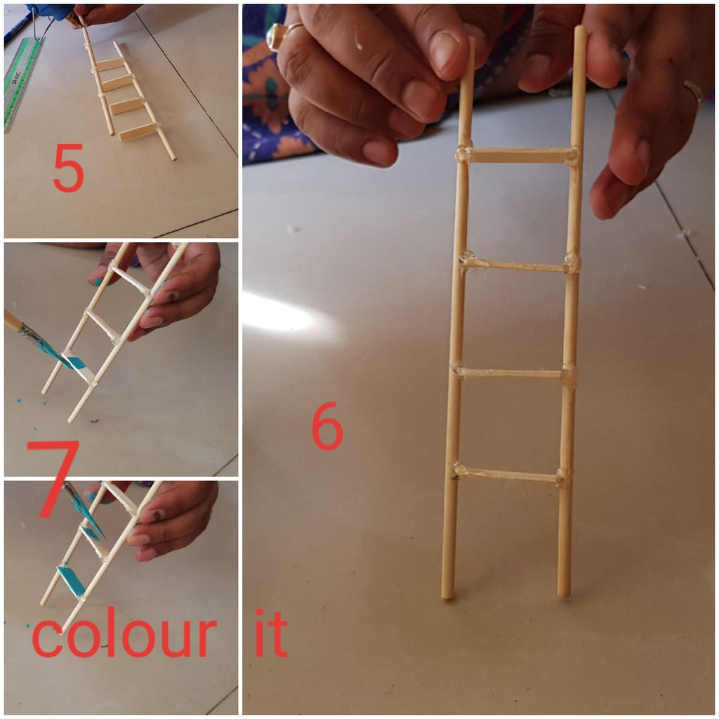 Making of Ladder