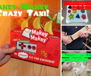 MakeyMakey Build Night (January 2015)