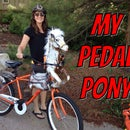 My Pedal Pony: a Costume for your Bike