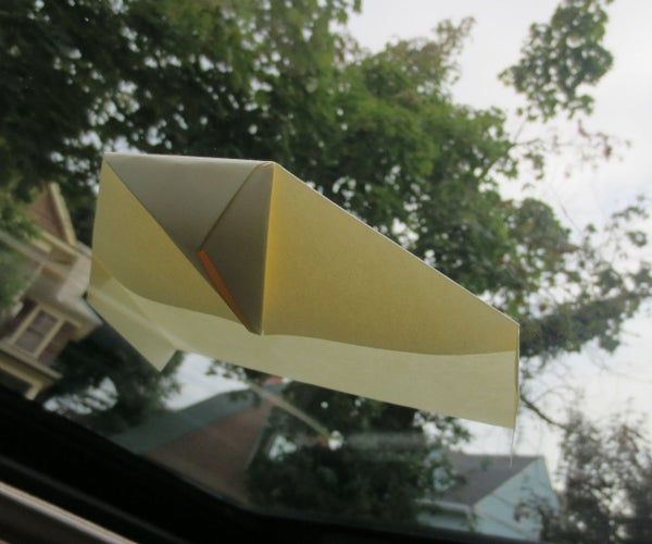 How to Make a 'Stunt Glider'