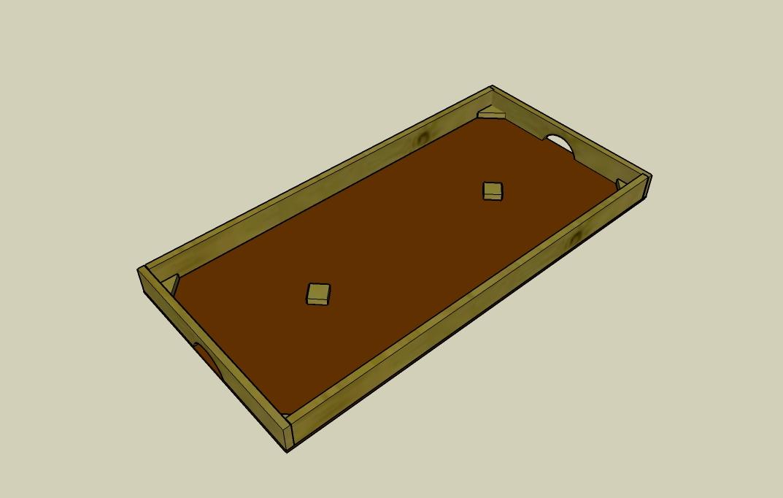 Build  A Nok Hockey Table