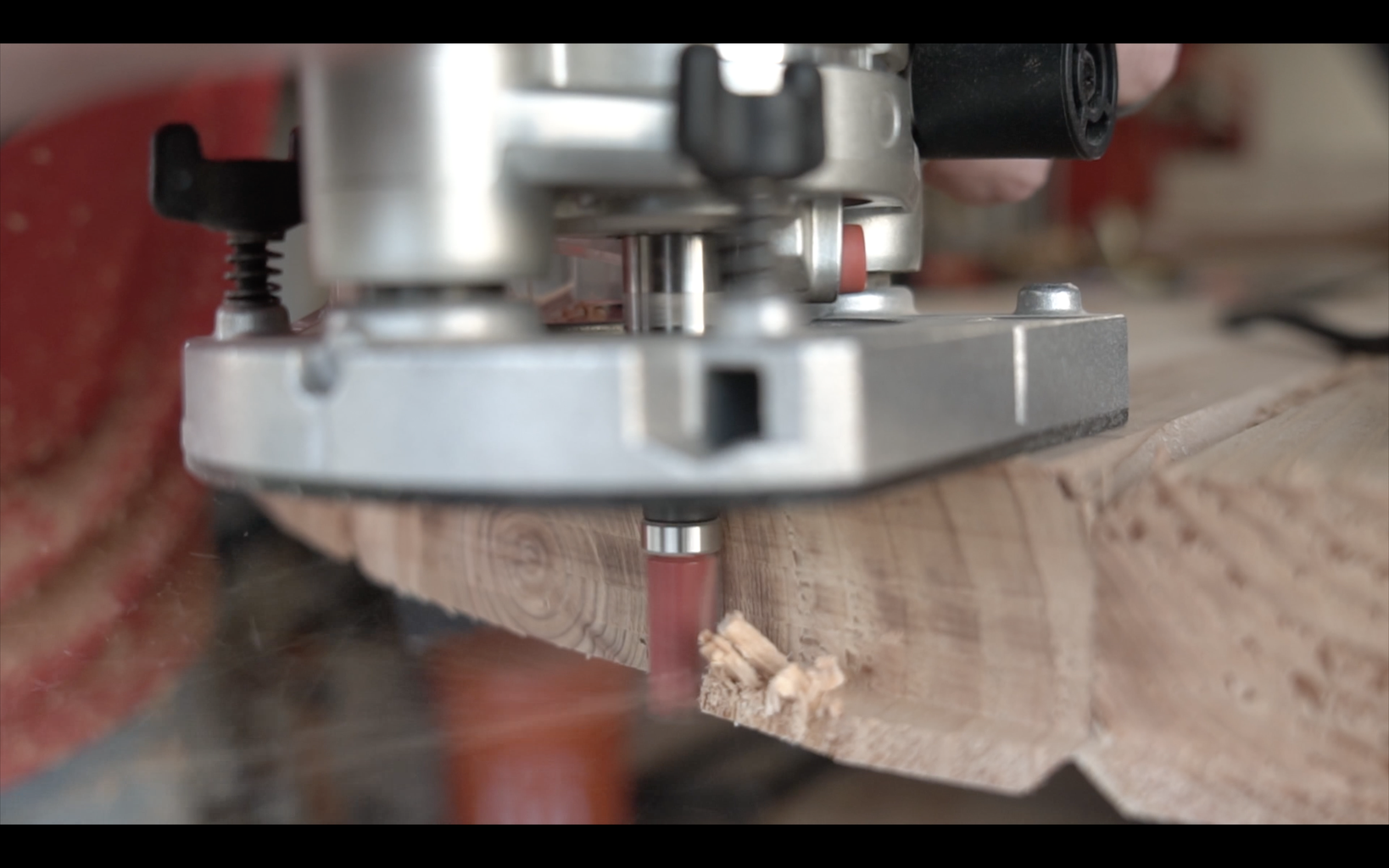 Cutting the Rounded Top