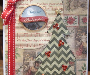 12 Days of Christmas Cards: Day 2