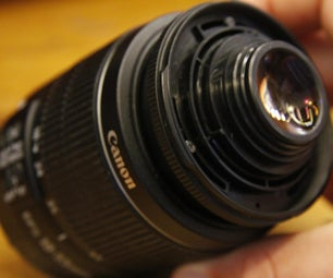 Diy Macro Lens With AF (Different Than All Other DIY Macro Lenses)