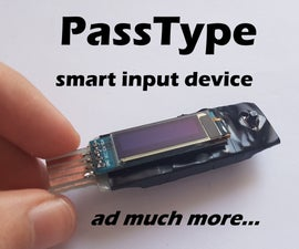 Password Manager, Typer, Macro, Payload ... All in ONE!