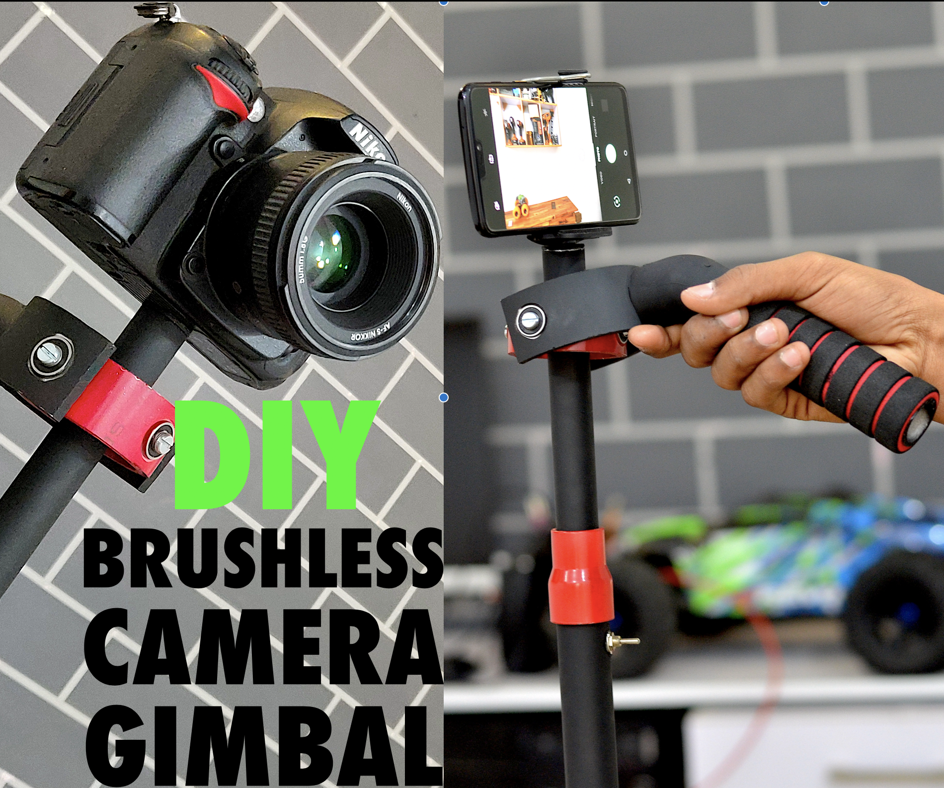 DIY Brushless Gimbal