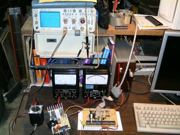 Paul's Electronics Pit