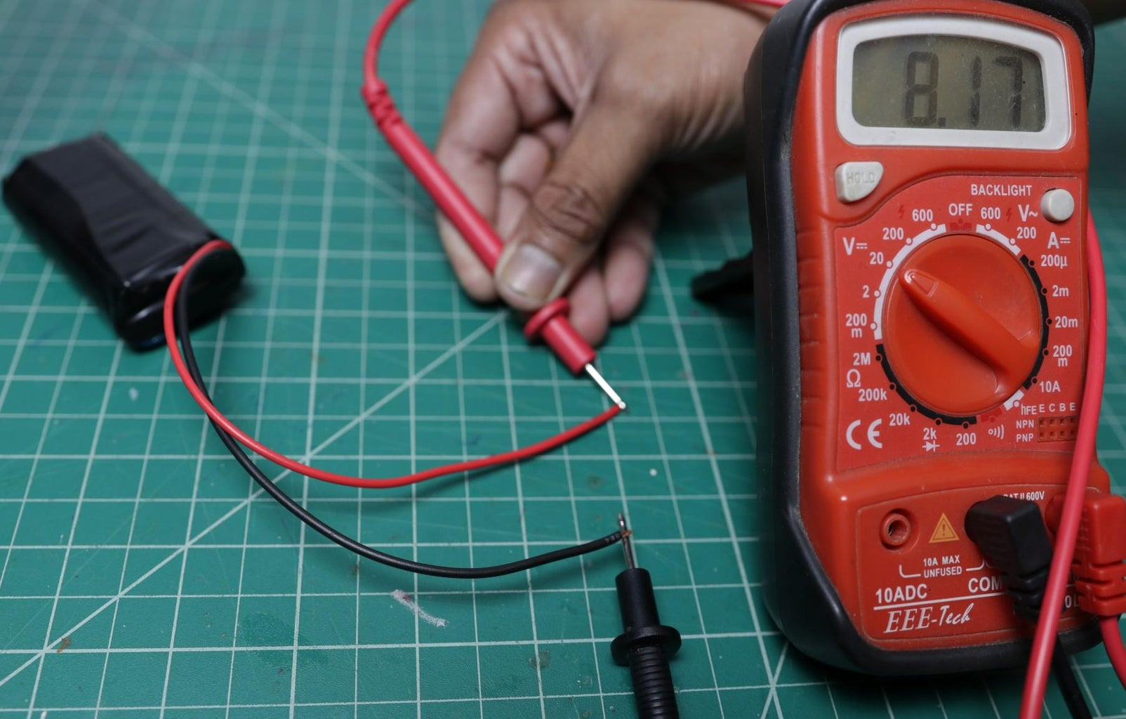 Insulate the Battery Pack