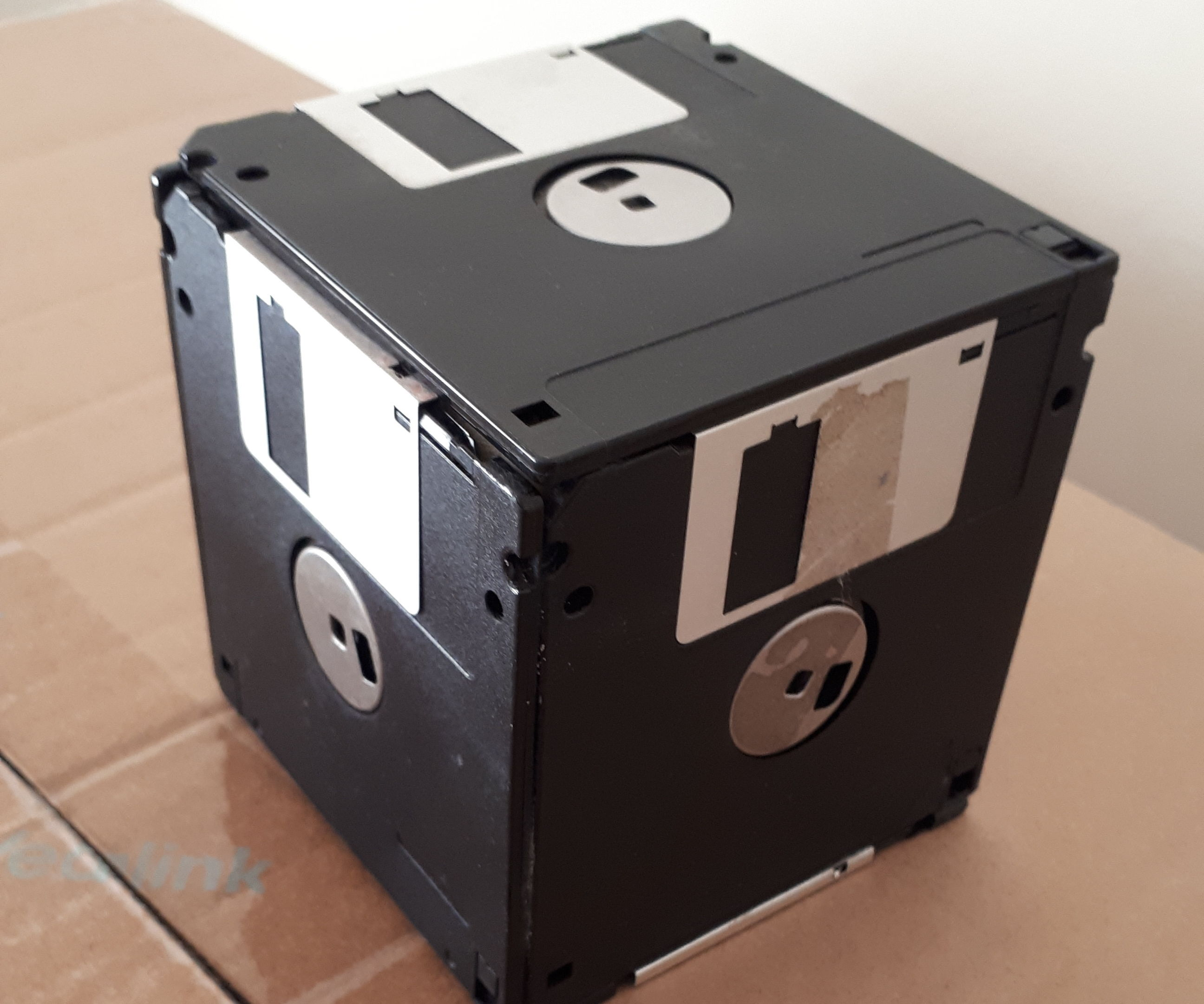 Diskette/Floppy Disk Box