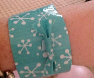 Duct Tape Braclet
