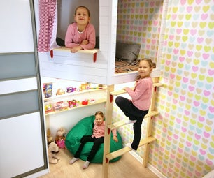 How to Make Playhouse for Kids?