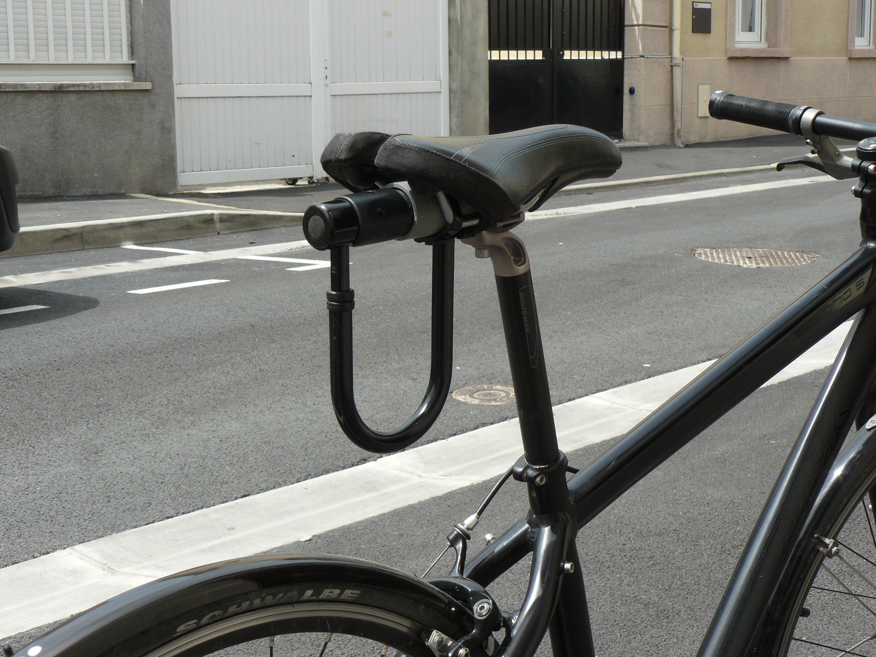 A stronger Mini-u Bike holder