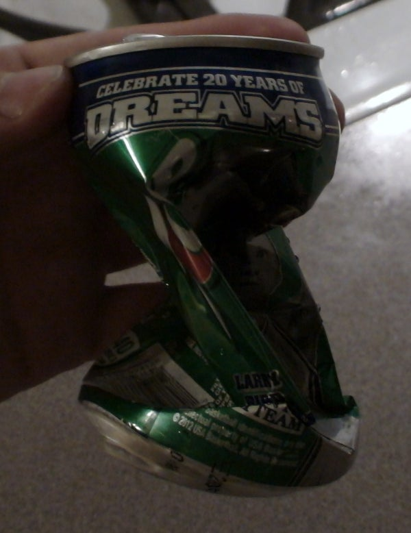How to Crush Cans...with Science!