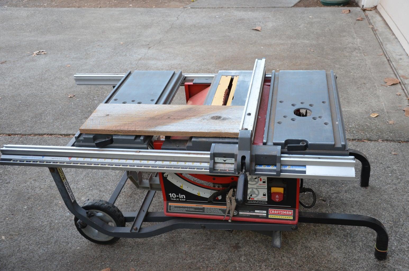 Step 1: Design + Prep + Assembly
