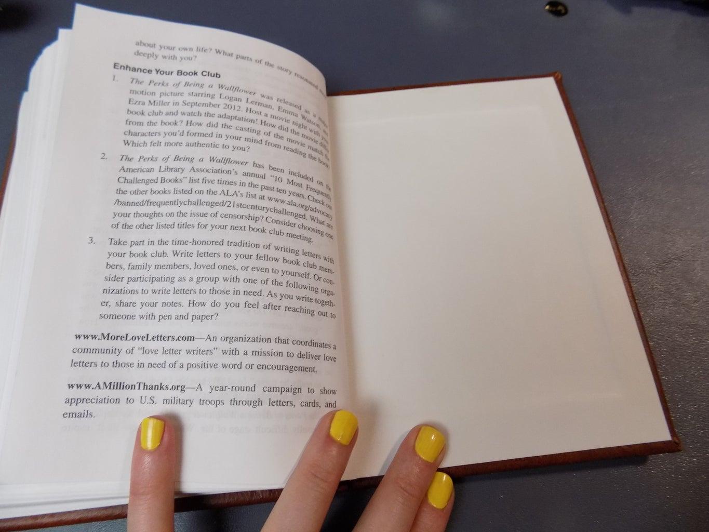 Inserting Book