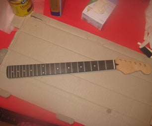 Ebonizing a Rosewood Guitar Fretboard