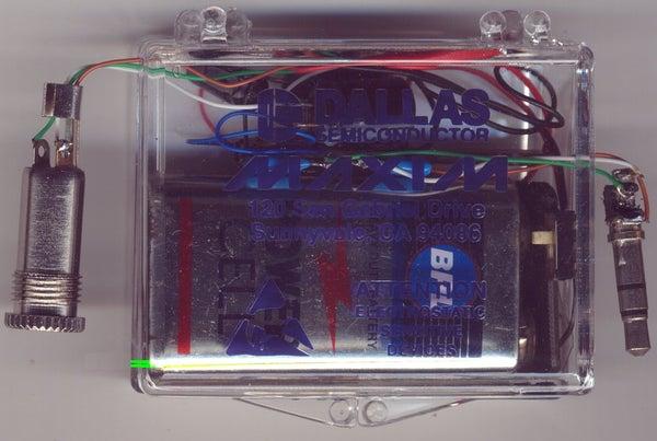 Op-amp Headphone Amplifier