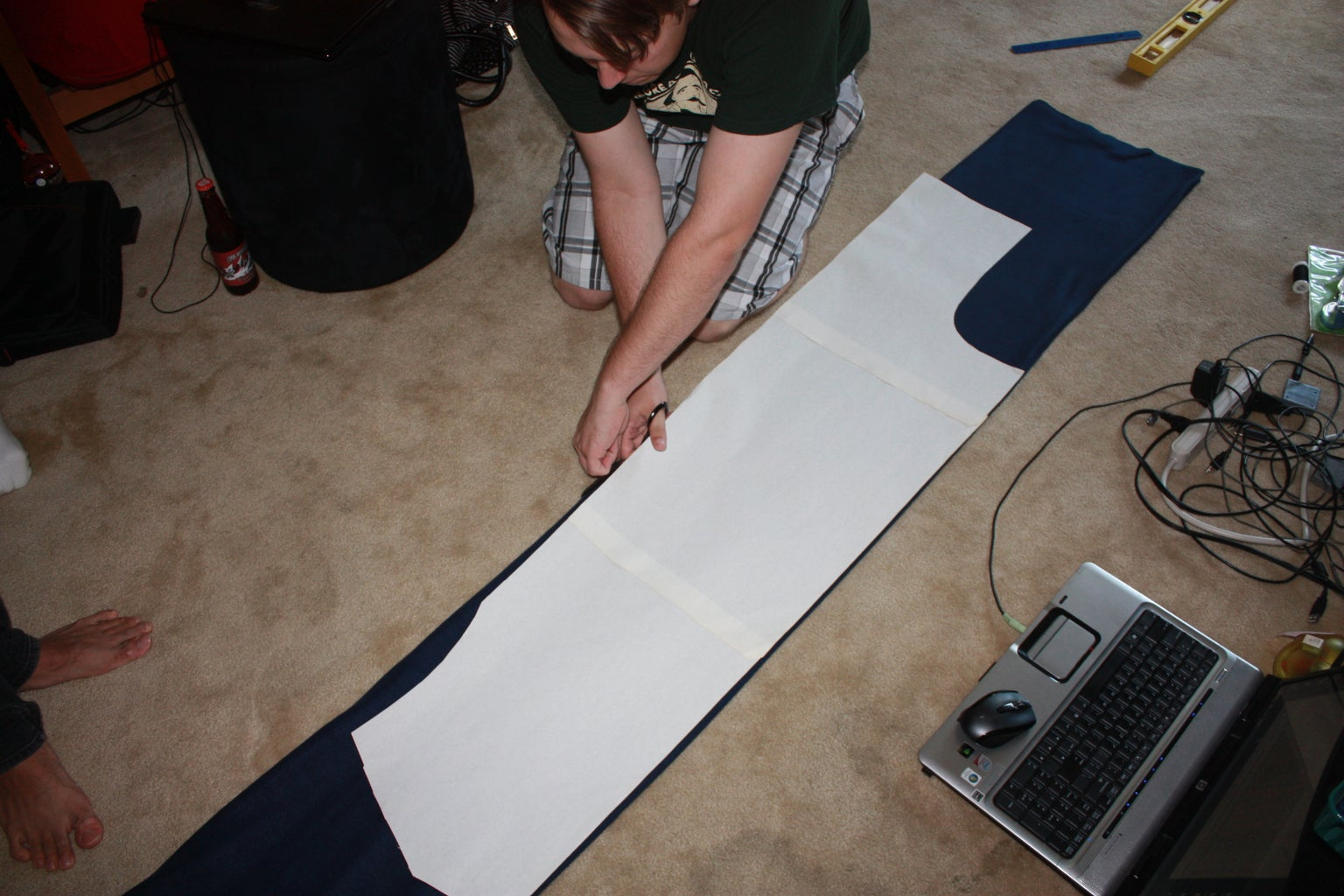 Cutting Out the Body