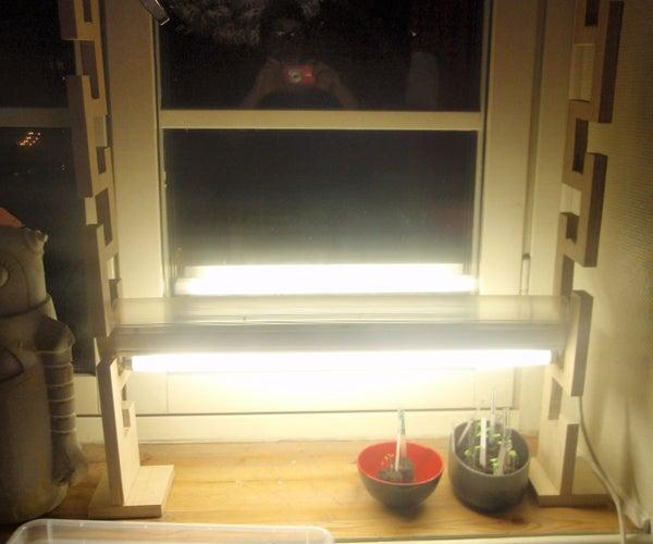 Lamp-holder for  Fluorescent Lights