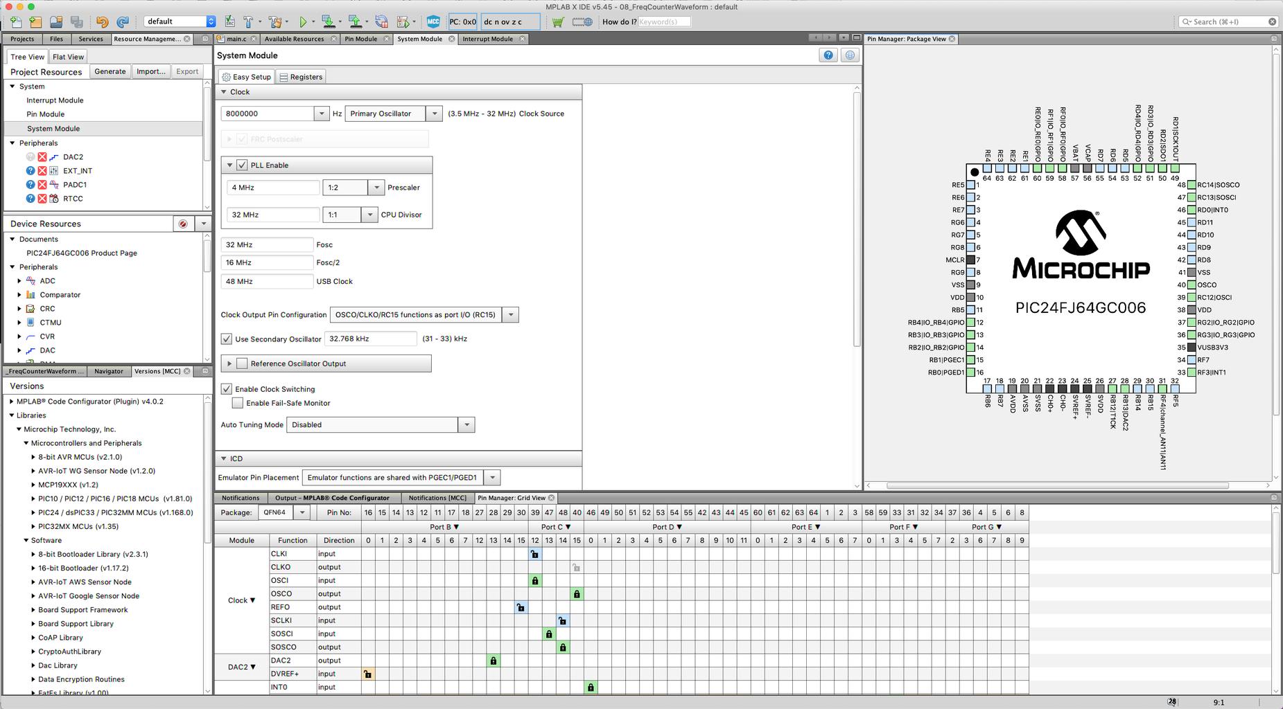 "Program Using ""MPLAB X IDE""."