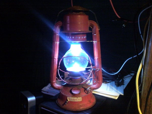 DIY USB LED Lantern