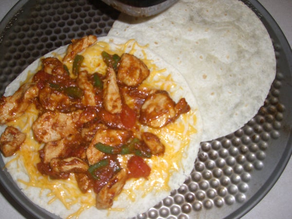 Quesadillas With Pizzazz