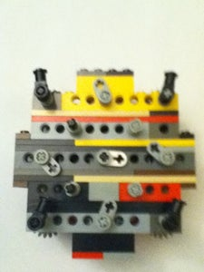 How to Build a LEGO Rubik's Clock