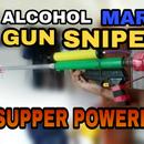 Homemade Alcohol Gun Sniper || How to Make Alcohol Gun Easy Method || Primitive Style