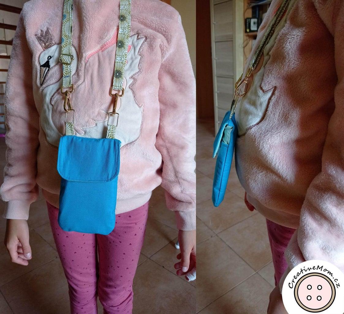"""""""Little Miss"""" Cellphone Bag"""