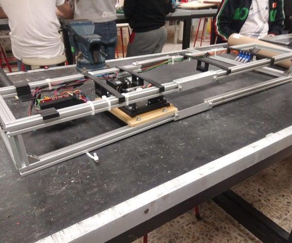Ukelelebot: Un Robot Que Toca Ukelele!