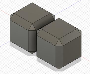 Designing the Cubes