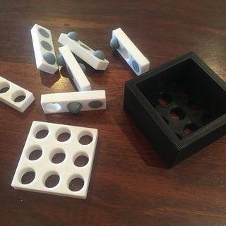 Gopher Hole Puzzle