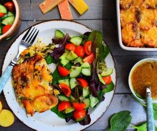Chicken Tartiflette