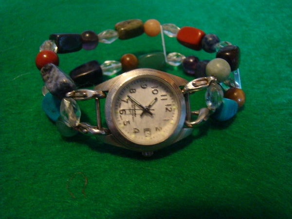 How to Make a Beaded Watch Band