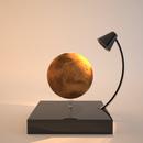 3d printed Mars Replica