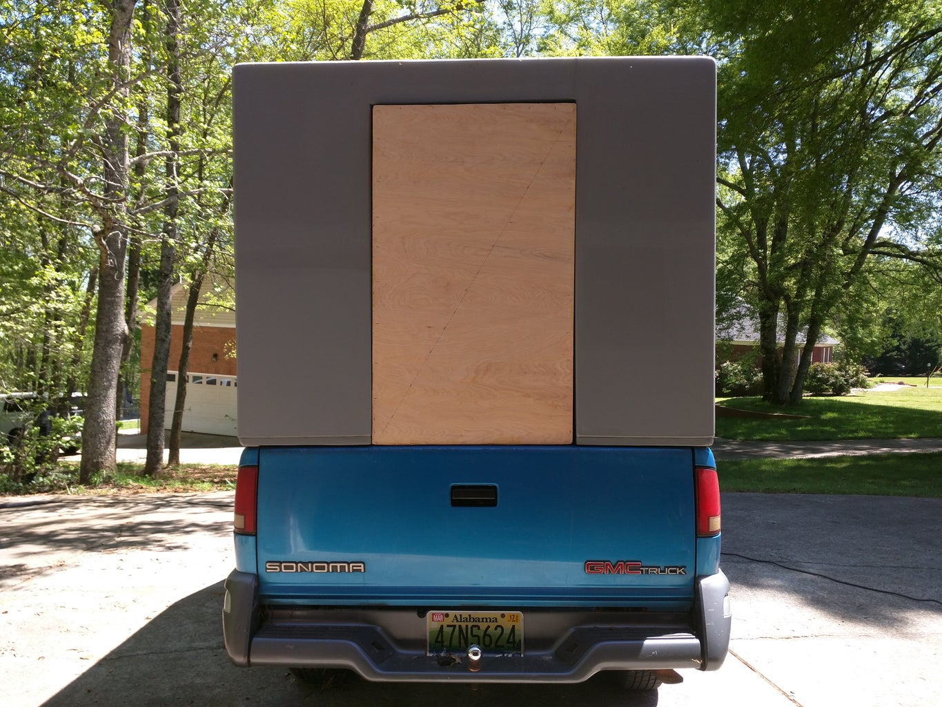 Removable Rear Panels