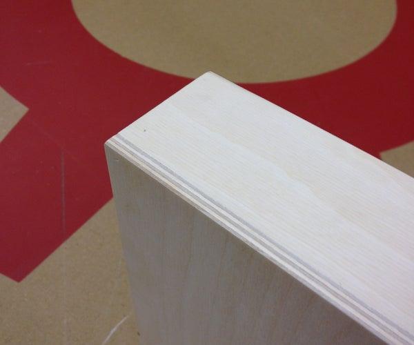 Simple Plywood Box...