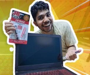 Laptop Hinge Repair | Asus Fx504