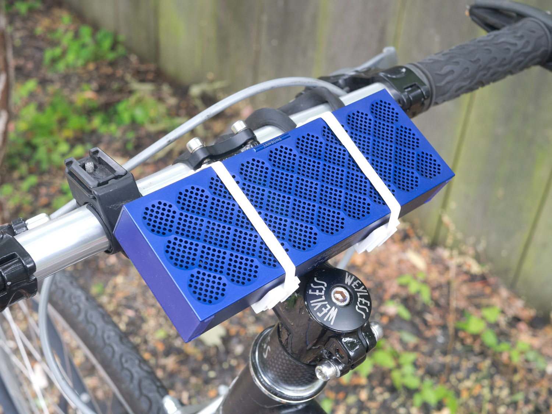 3D Printed Mini Jambox Bike Mount