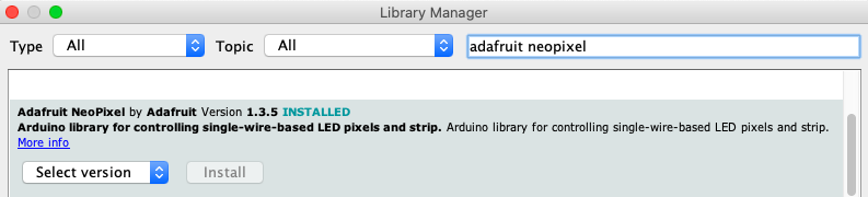 Upload the Sketch to the Arduino