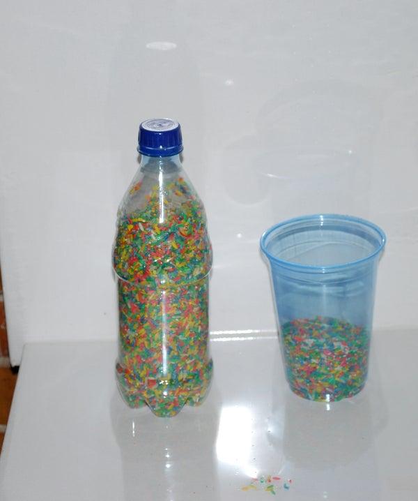 Scavenger Hunt in a Bottle