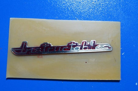Instructables Logo and Nameplate