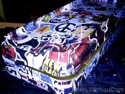 Grafitti Box....