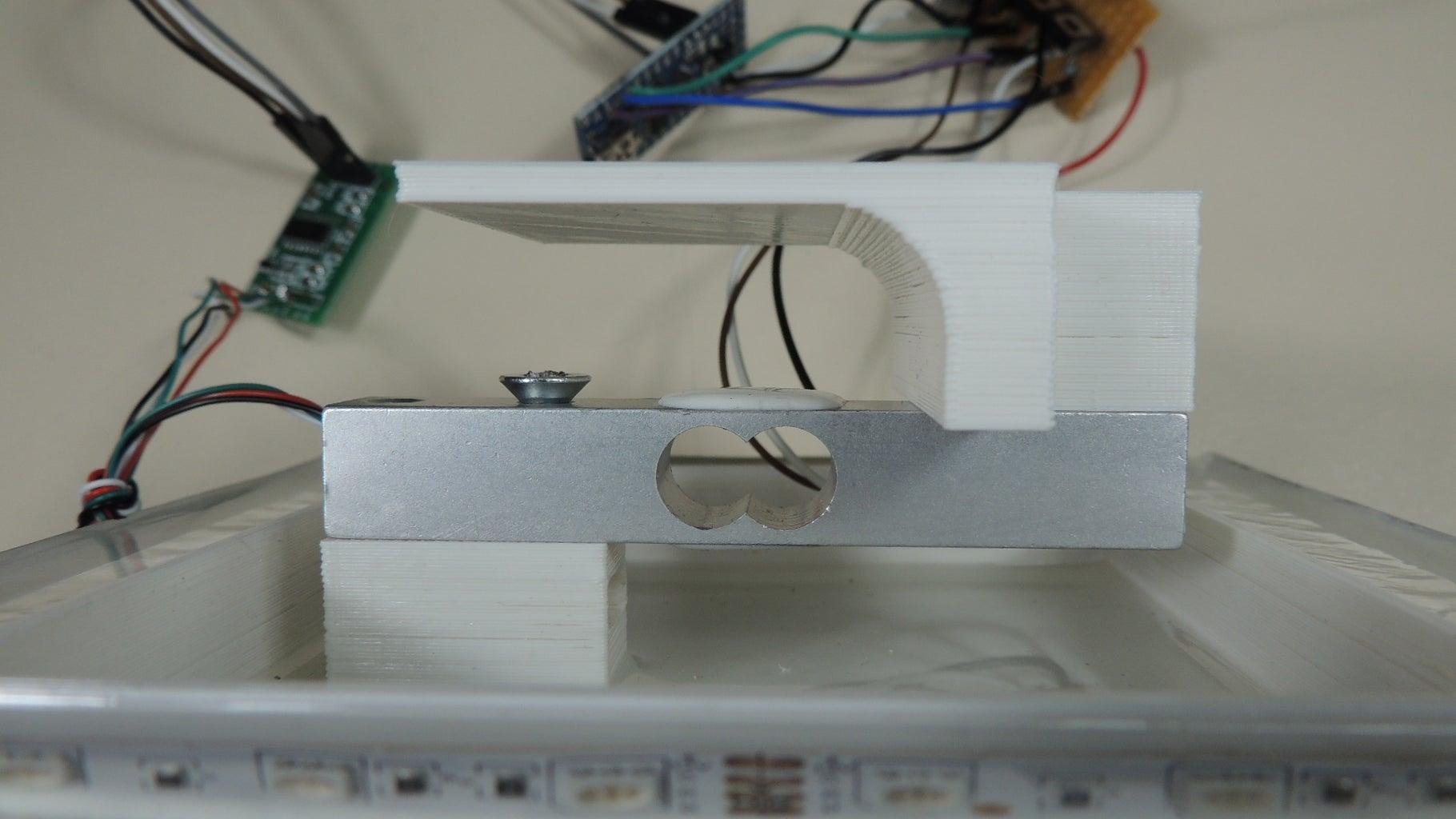 HX711 Weight Sensor Assemble