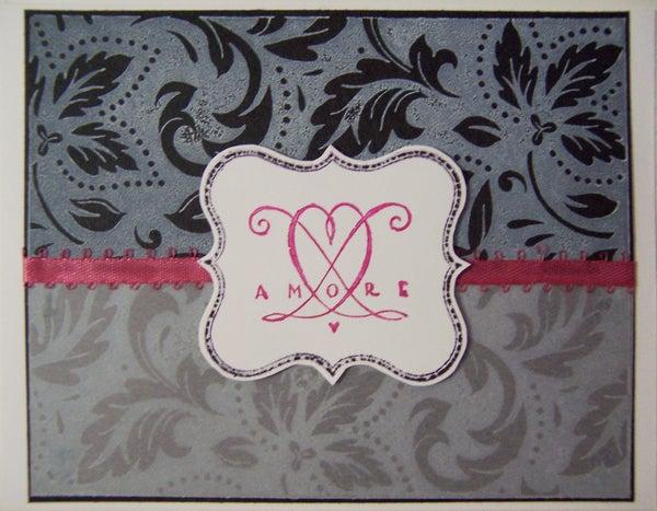 Monica's Wedding Cards
