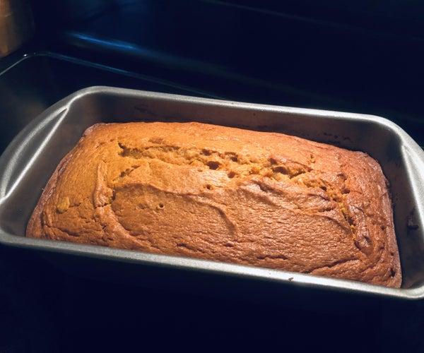 Age Old Pumpkin Bread