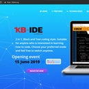 KB-IDE : Block Program for ESP32 Board