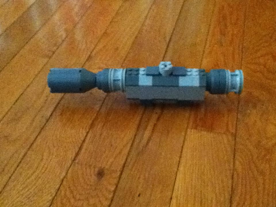 Lego Sniper Scope Tutorial