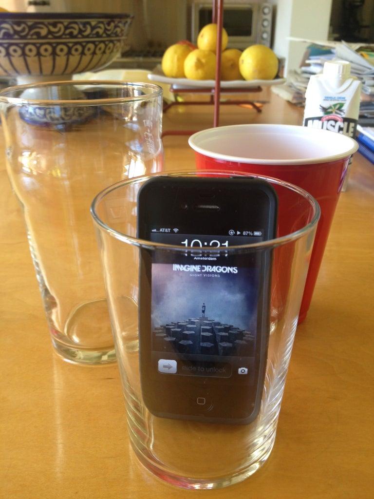 Speaker for IPhone